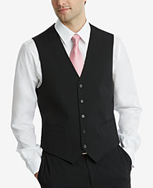 Tommy Hilfiger Men's Modern-Fit TH Flex Stretch Suit Vest