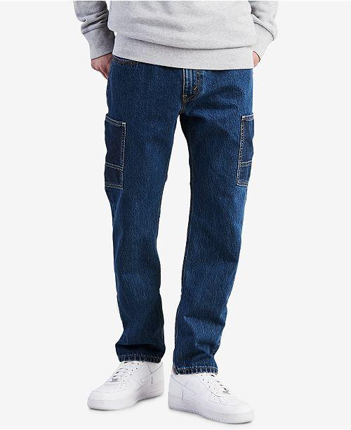 937c49d9b1f Levi's 502™ Tapered Carpenter Jeans & Reviews - Jeans - Men ...