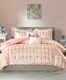 Intelligent Design Raina 4-Pc. Twin/Twin XL Comforter Set Bedding