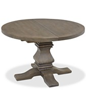 Tristan Round Expandable Dining Table a323930e6a