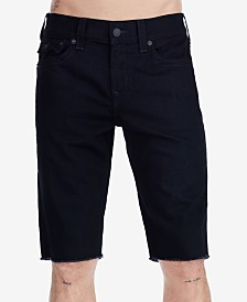 True Religion Men's Flap-Pocket Shorts