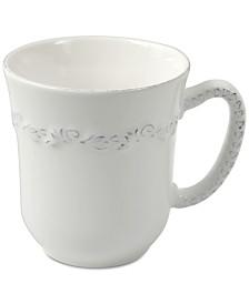 Laurie Gates Madeira White Mug