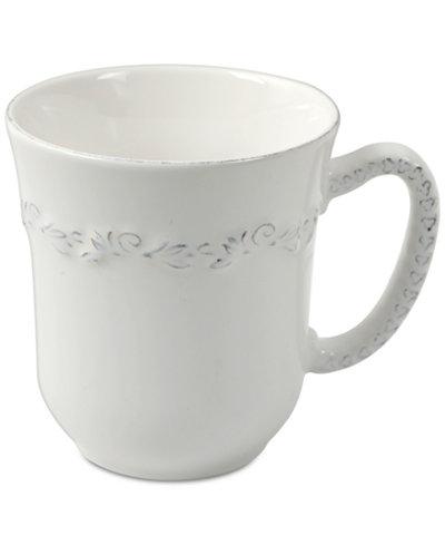 Gibson Madeira White Mug