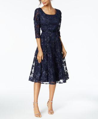 Macy's Alex Evenings Dress
