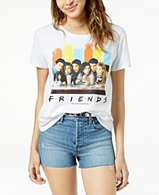 Juniors' Friends Graphic T-Shirt