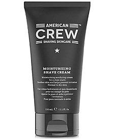 American Crew Moisturizing Shave Cream, 5.1-oz., from PUREBEAUTY Salon & Spa