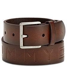 Tommy Hilfiger Engraved Belt, Big Boys