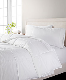 CLOSEOUT! Martha Stewart Collection Dream Science Ultra Comfort Twin Down Alternative Comforter, Created for Macy's