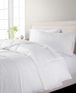 Image of Martha Stewart Collection Dream Science Ultra Comfort Twin Down Alternative Comforter, Created for Macy's Bedding