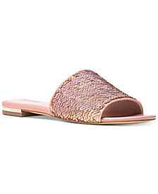 MICHAEL Michael Kors Shelly Slide Sandals
