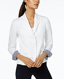 Nine West Two-Button Blazer