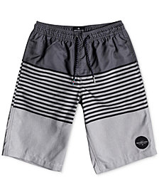 Quiksilver Revolution Volley Swimsuit, Big Boys