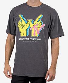 Neff Men's Whatever TV Graphic T-Shirt