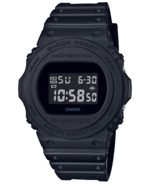 G-SHOCK G-Shock Digital Watch, 45.4Mm in Black