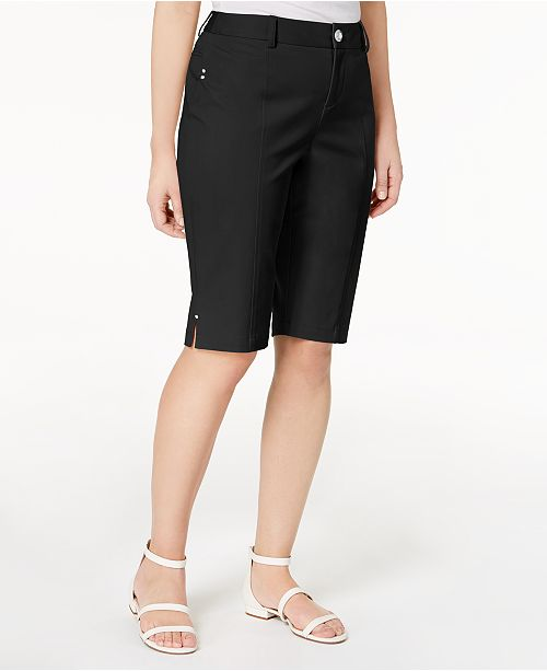 INC International Concepts I.N.C. Bermuda Walker Shorts, Created for Macy's