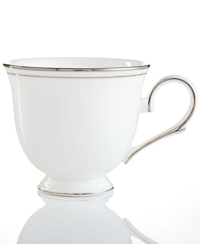 "Lenox - ""Federal Platinum"" Teacup"