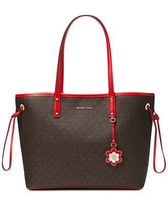 Carter Signature Large Tote by Michael Michael Kors