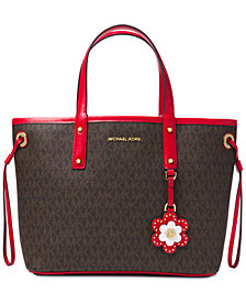MICHAEL Michael Kors Carter Signature Small Tote