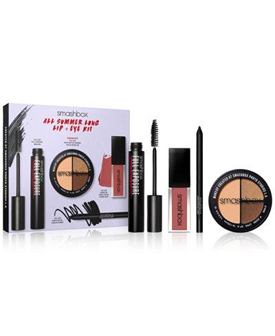 Smashbox 4-Pc. All Summer Long Lip & Eye Set, Created for Macy's