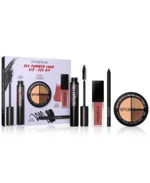 Image of Smashbox 4-Pc. All Summer Long Lip & Eye Set, Created for Macy's