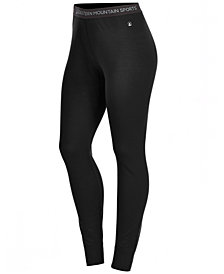 Eastern Mountain Sports Women's Techwick® Midweight Base Layer Tights