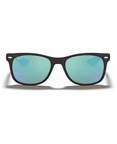 556f0bb60cce Ray-Ban Junior Sunglasses, RJ9052S NEW WAYFARER ages 7-10