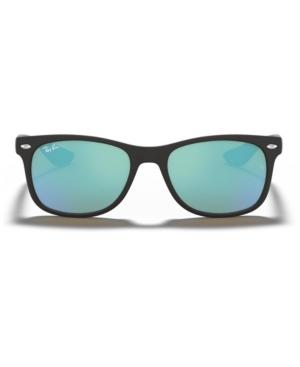 Image of Ray-Ban Junior Sunglasses, RJ9052S New Wayfarer ages 7-10