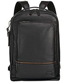 Men's Harrison Bates Leather Backpack