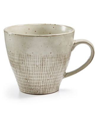 Rustic Weave Mug, Created for Macy's
