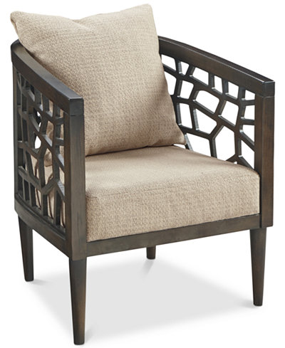 Crackle Lounge Chair, Quick Ship