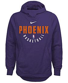 Nike Phoenix Suns Elite Practice Hoodie, Big Boys (8-20)