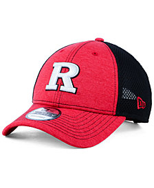 New Era Rutgers Scarlet Knights Shadow Turn 9FORTY Cap