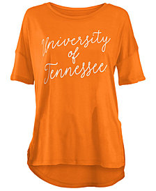 Royce Apparel Inc Women's Tennessee Volunteers Riley Script Modal Crew T-Shirt