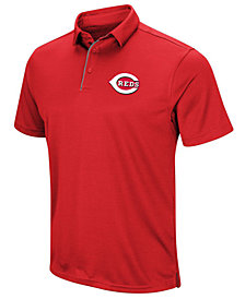Under Armour Men's Cincinnati Reds Tech Polo