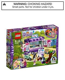 LEGO® Friends Emma's Art Stand 41332
