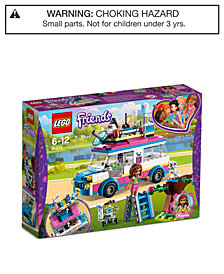 LEGO® Friends Olivia's Mission Vehicle 41333