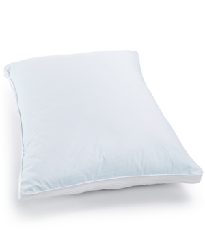 Martha Stewart Collection Cool Touch Medium King Pillow Created for Macys Bedding