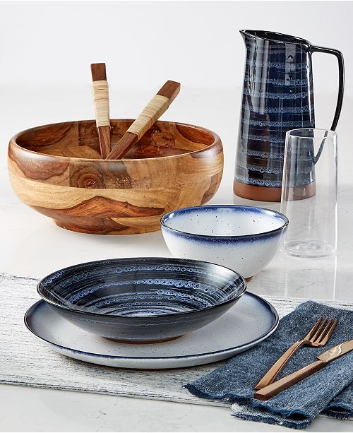 Lucky Brand Dinnerware Collection, Created for Macy's