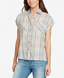 WILLIAM RAST Cotton Tie-Back Shirt