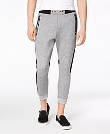 Superdry Men's Gym Tech Stripe Joggers