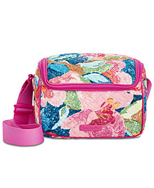 Vera Bradley Small Iconic Stay Cooler Lunch Box