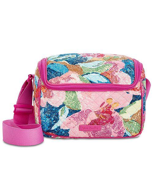 Vera Bradley Small Iconic Stay Cooler Lunch Box   Reviews ... ca2eeb8e6de4c