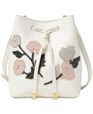 Lauren Ralph Lauren. Dryden Debby Mini Bucket Crossbody. 6 reviews. main  image