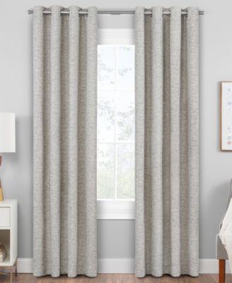"""Odrean 50"""" x 84"""" Grommet Window Panel"""
