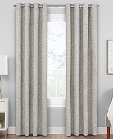 Hudson Hill Odrean Grommet Window Panels