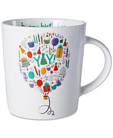 Pfaltzgraff Happy Birthday Mug
