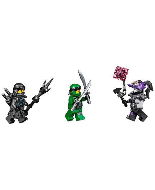 Lego Ninja Nightcrawler Set 70641 Reviews Home Macys