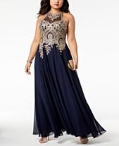 a7689523ce Plus Size Semiformal Dresses  Shop Plus Size Semiformal Dresses - Macy s