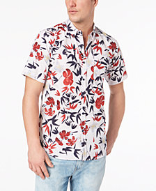 Ezekiel Men's Tropical Woven Shirt