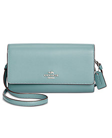 COACH Boxed Phone Crossbody